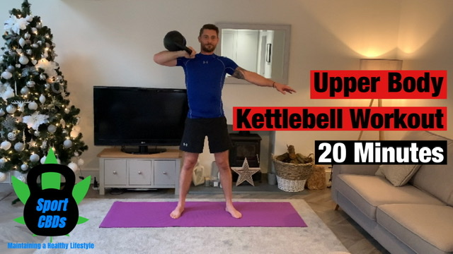 Upper Body Kettlebell Workout - 6 Exciting Exercises