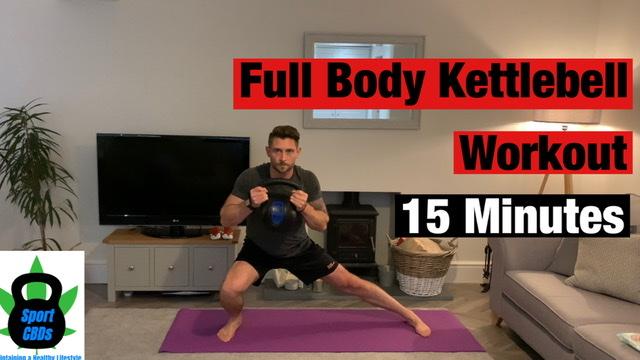 Kettlebell workout exercises