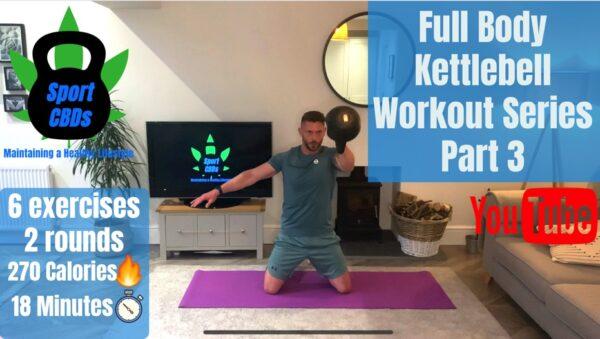 best full body kettlebell exercises