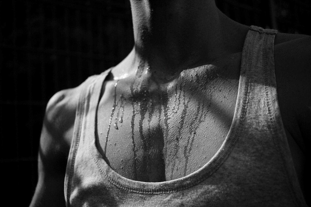 Does CBD Oil Cause Excessive Sweating?