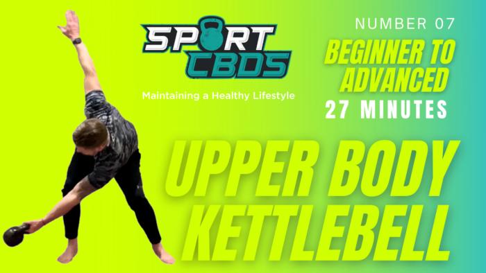 upper body kettlebell